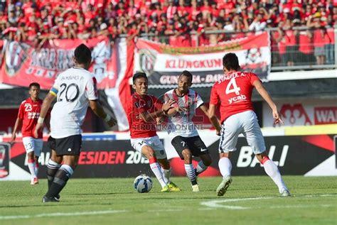 Baju Bola Bali United Ganti Skema Macan Kemayoran Siap Mengaum Di Piala