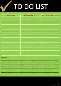 To Do Lists Templates For Word To Do List Template Word Templates