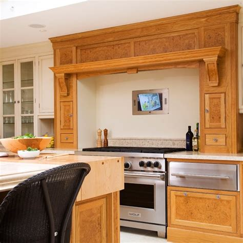 kitchen television ideas include the kitchen techonology 20 steps to the