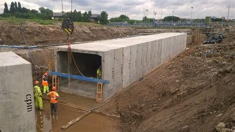 Box Culvert Precast Concrete Box Culverts