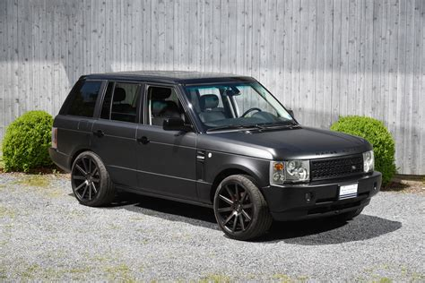 Range Rover 2004 by 2004 Land Rover Range Rover Hse Stock 35 For Sale Near