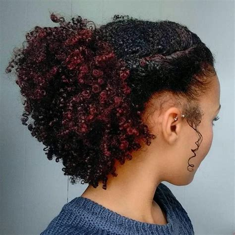Homecoming Hairstyles For Hair Black by Prom Hairstyles American Hair 12
