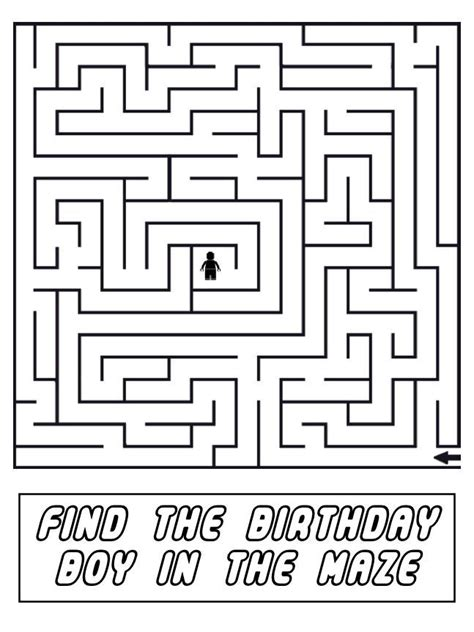 printable car maze 41 best images about maze runner party on pinterest