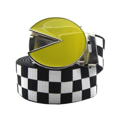 Pacman Belt Buckle And Tie From The Ex Boyfriend Collection by Pac Belt Buckle Shut Up And Take My Money