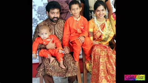 actor siva balaji family actor shiva balaji and actress madhumita marriage and
