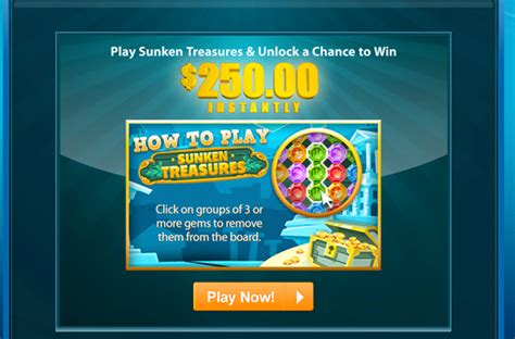 Pch Sweepstakes Games And More - sunken treasures name the game plus you could win 100 pch playandwin blog