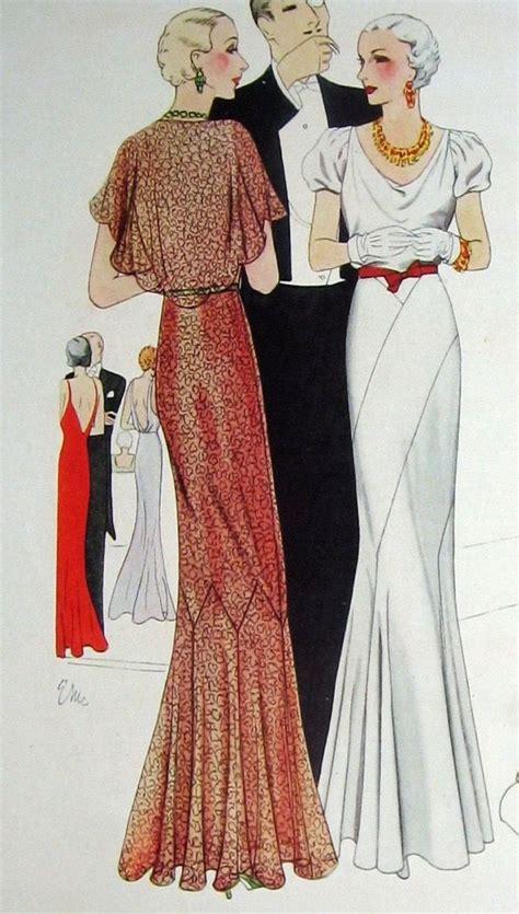 vintage pattern lending library uk pin by barbara jugovac on 30s fashion pinterest 1930s