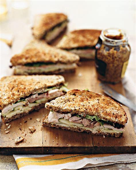 thanksgiving turkey sandwich recipe recipe day after thanksgiving sandwich food magazine