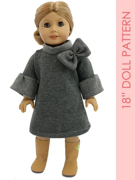 doll clothes pattern pdf 17 best images about 008 18 quot doll clothes patterns on