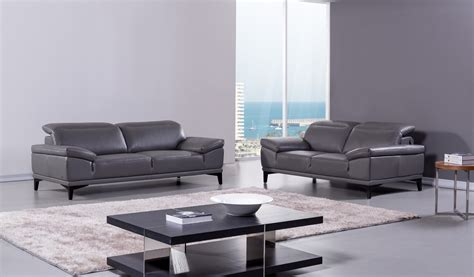 Contemporary Genuine Leather Living Room Set Baltimore Genuine Leather Living Room Sets