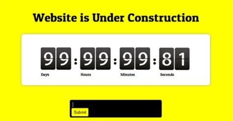 35 under construction and coming soon website templates
