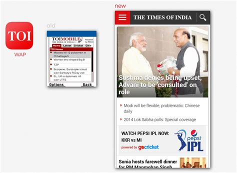 www timesofindia mobile mobile we ve come a way baby times