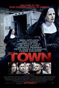 movie town the town movie poster ben affleck jon hamm jeremy renner