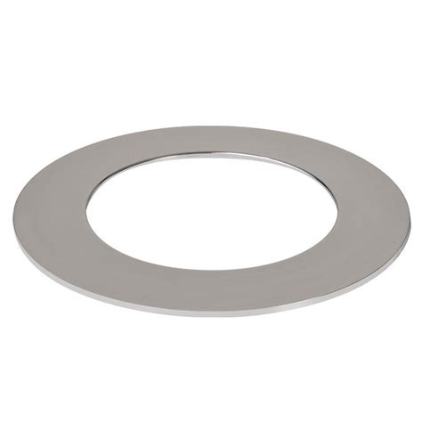 halo 4 in polished chrome recessed ceiling light led