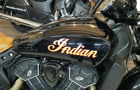 Motorrad Umbau Wien by Umgebautes Motorrad Indian Scout Sixty Indian