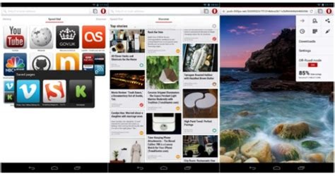 android webkit browser apk opera s webkit browser for android comes out of beta bgr india