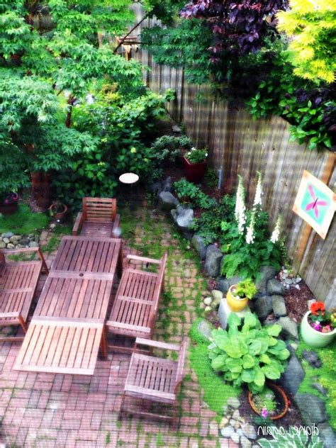 Backyard Again Backyard Garden Photo