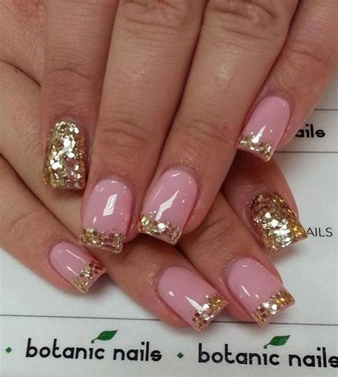 beautiful glitter nail art design for elegant nail 60 glitter nail art designs beautiful nail art silver