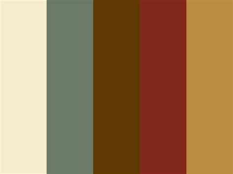 rustic color palette quot western rustic quot by myaleigh paint rustic colors