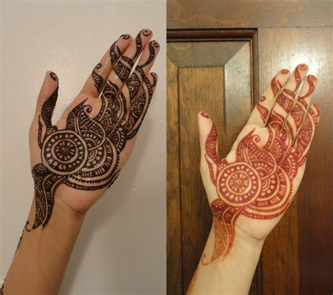 excellent beautiful mehandi designs for hands in bengali style