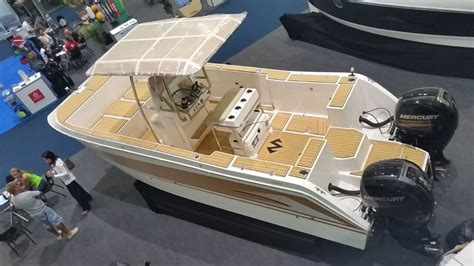 center console boat plans aluminium boat design news and recent launchings ntd