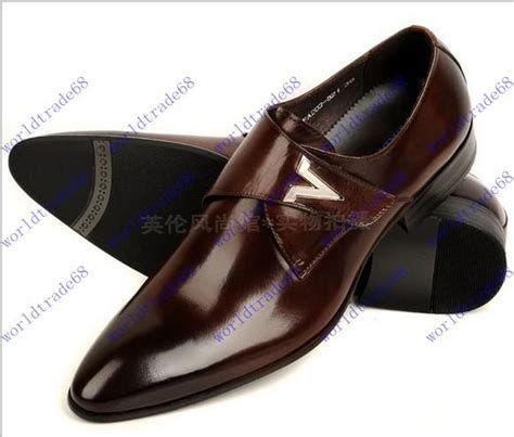 korean style fashion new buckle dress shoes wedding