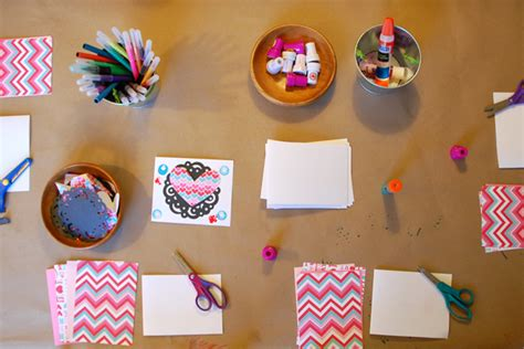 creative table s day cards tinkerlab