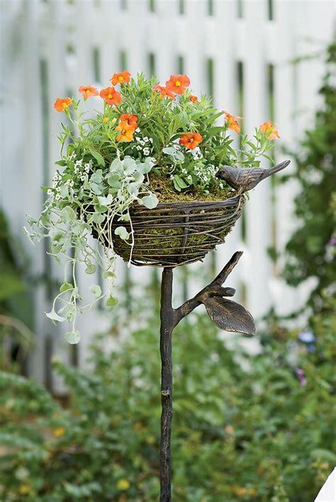 Bird Planters by Bird Nest Planters