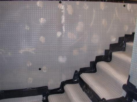 cavity wall membrane