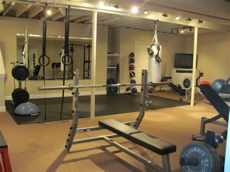 basement ideas home contemporary with workout room