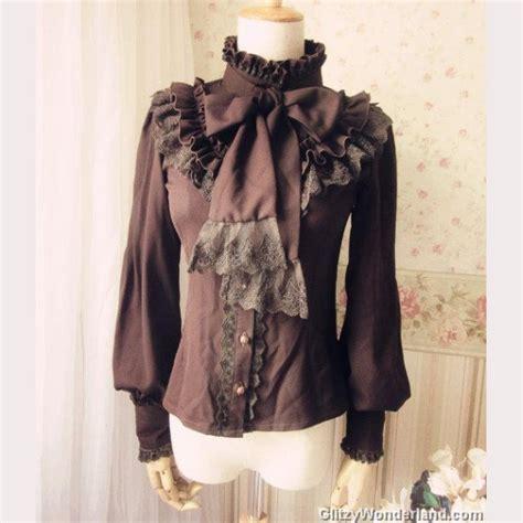 Olita Blouse chiffon blouse bs1