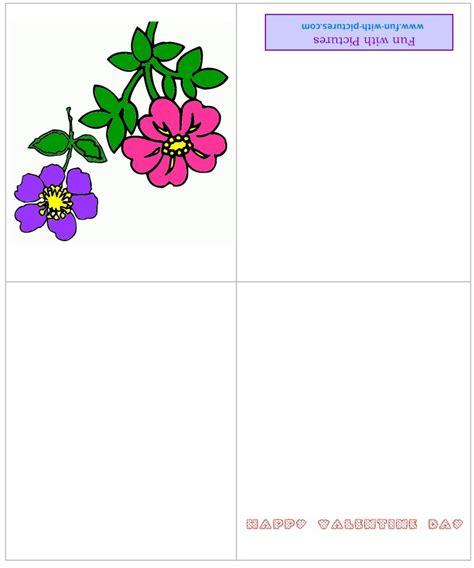 printable flowers valentine cards printable valentine cards and free valentine greeting