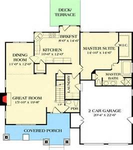 rec room floor plans craftsman home with second floor rec room 17777lv