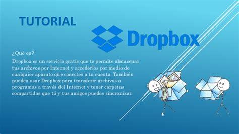 dropbox tutorial tutorial dropbox