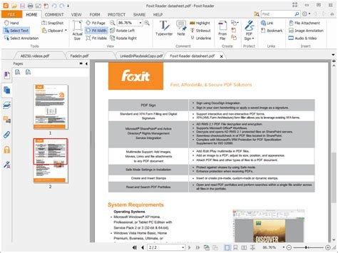 pdf in with pictures foxit reader 8 0 2 805 free downloads