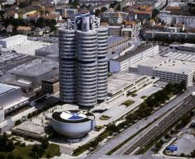 Where Is Bmw Headquarters 40 Years Of Bmw Headquarters And Museum