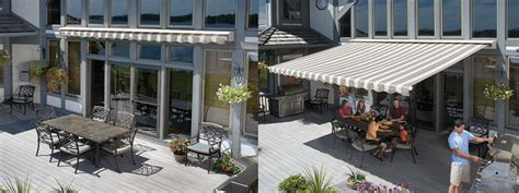 Sunset Awning by Add An Awning For The Ultimate Outdoor Space