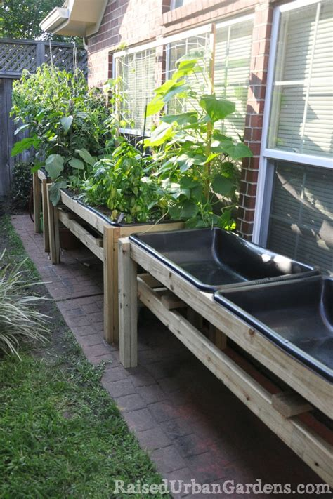 small raised garden bed plans a raised bed garden in a small garden space small garden