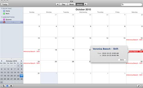 Sync Calendar With Ical Sync Schedules With Calendar And Ical 7shifts