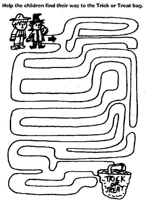 Permainan Maze – BAHAN SEKOLAH MINGGU