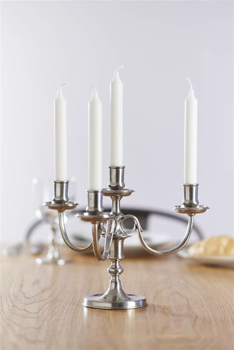 candelabra home decor pewter candelabra italian pewter home d 233 cor