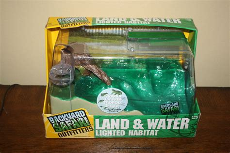 backyard safari land and water habitat backyard safari land water habitat outdoor furniture
