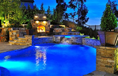 Home Decor Party Plan Companies 25 ideas for decorating backyard pools