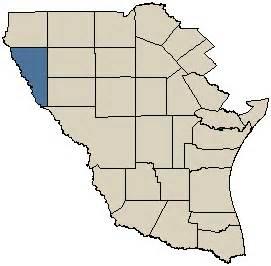 maverick county map tpwd maverick county
