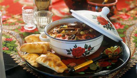 cuisine russe traditionnelle dis moi ce que tu manges je te dirai qui tu es la