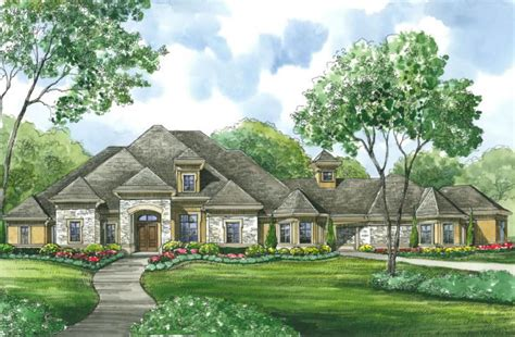 european style house free house plan reviews