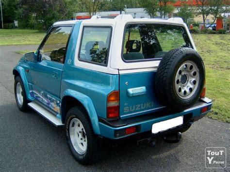 Suzuki 4 By 4 Suzuki Vitara Jlx 4x4 Haute Savoie