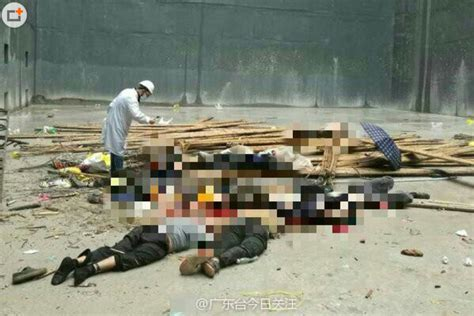 power plant construction accident kills   guangzhou