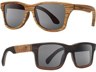 Shwood Handcrafted Wooden Eyewear - tag handcrafted geekalerts