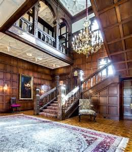 Hallway Bench Silicon Valley Mansion With Seven Bedrooms Sells For